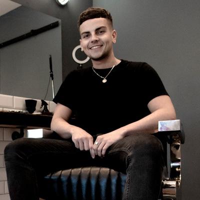 Carrick, Barber at Black Lotus Barbers